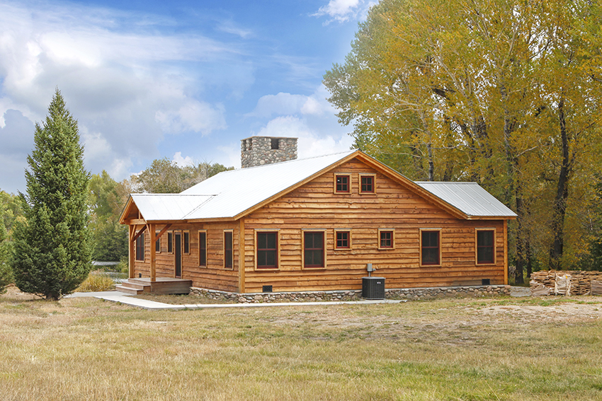 Build Your Dream Timber Frame Home | Vintage Homes and Millwork