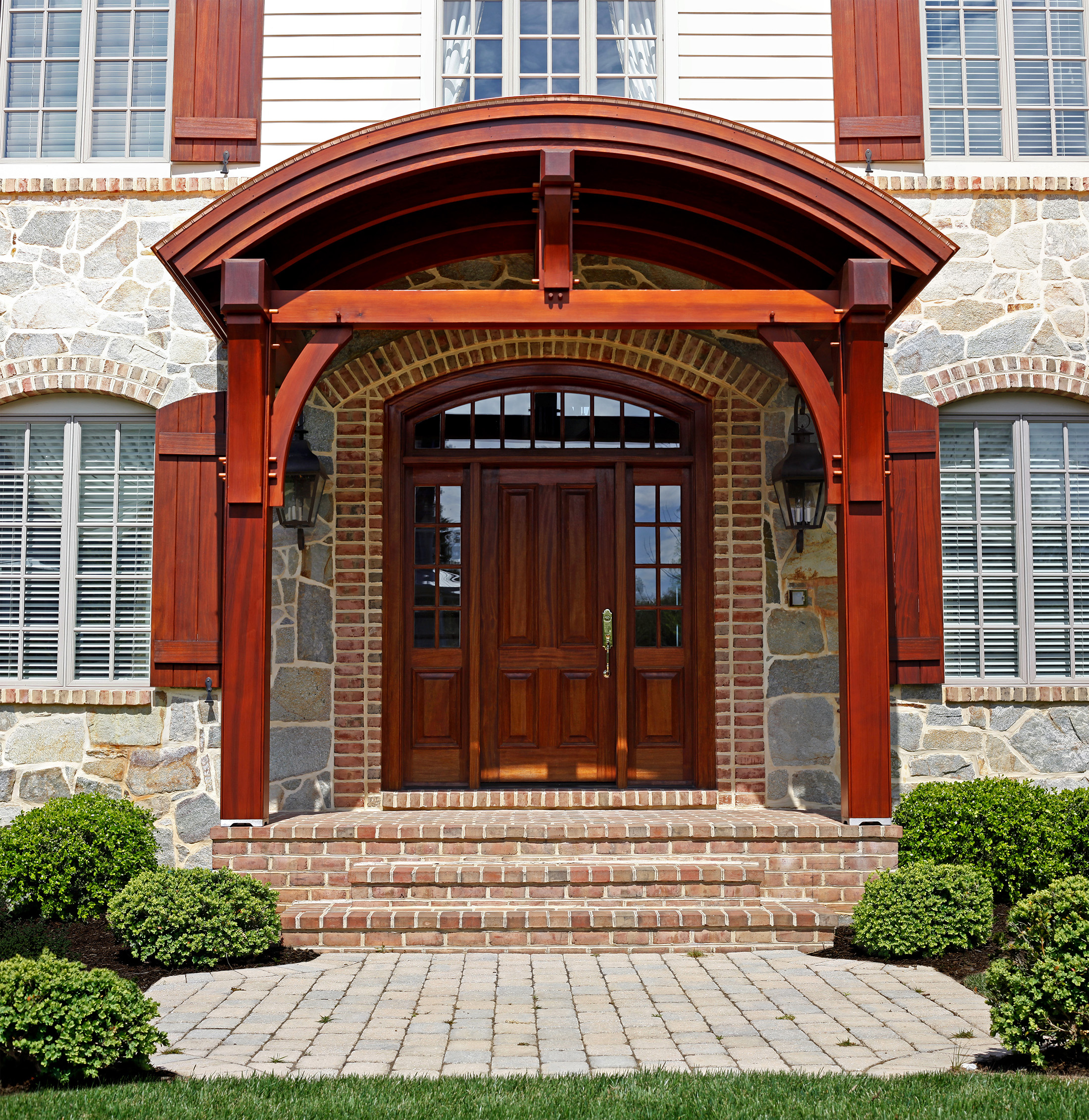 Custom Wood Doors For Your Home Or Business