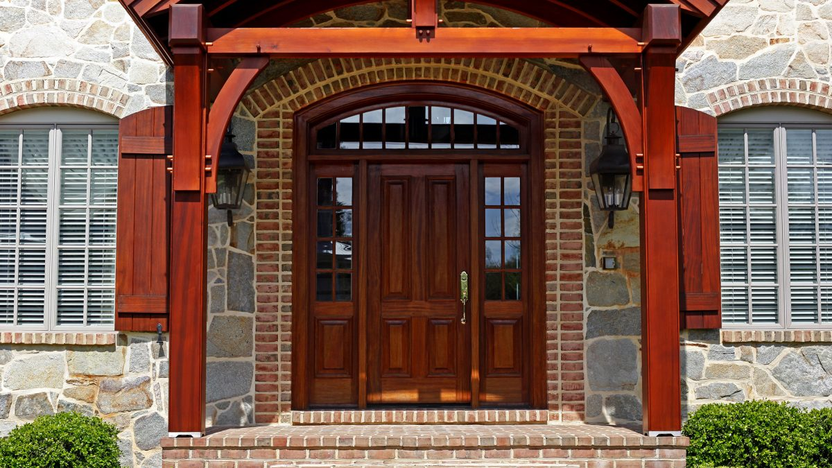 Attrayant Designing Your Perfect Custom Front Entryway