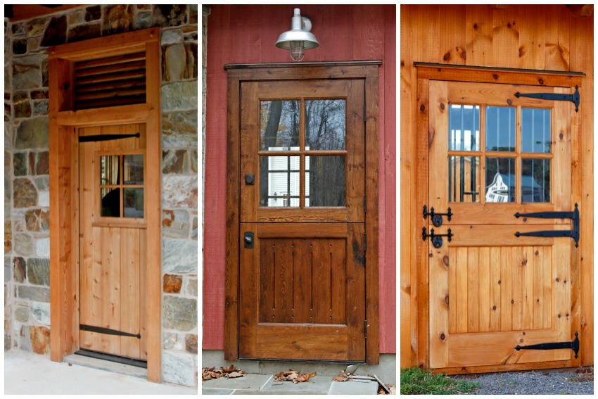 Selecting the Best Wood Species for Your Custom Door | Vintage Homes and Millwork & Selecting the Best Wood Species for Your Custom Door | Vintage Homes ...